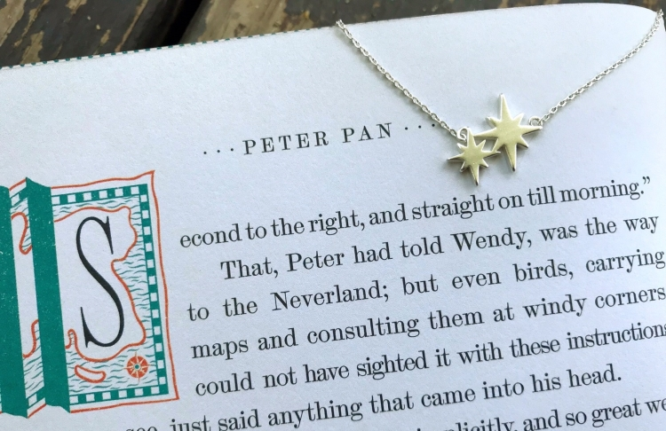 Second Star Necklace