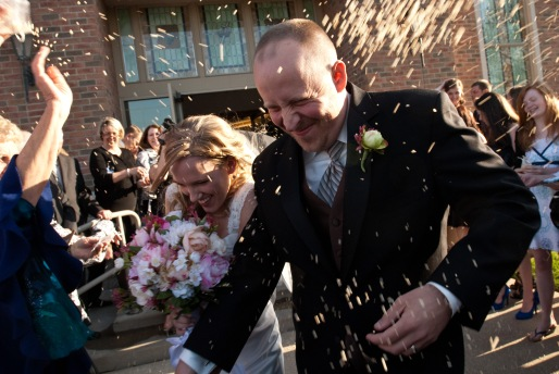 Wedding Rice Throw - a Magical Kingdom called Home (1)