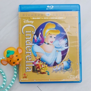 Cinderella Movie Night
