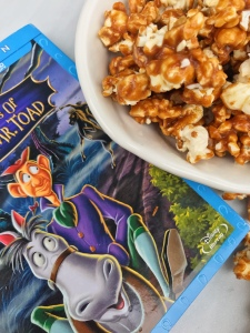 The Adventures of Ichabod and the Legend of Sleepy Hollow - Pumpkin Spice Cracker Jacks