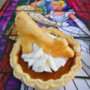 Cinderella pumpkin pie