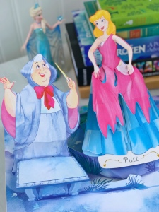 Disney Princesses A Magical Pop-up World