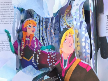 Frozen - Pop-up book