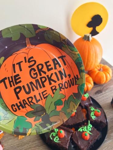 It's the Great Pumpkin Charlie Brown Movie Night