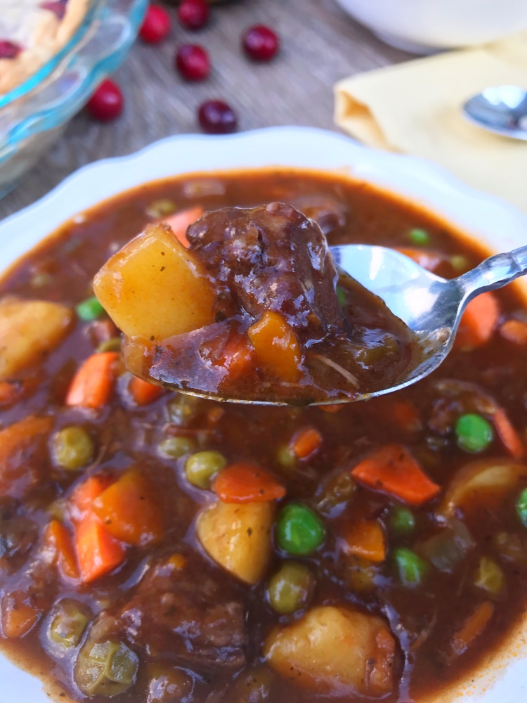 Beef Stew for Snow White and the Seven Dwarfs Movie Night - A Magical Kingdom Called Home