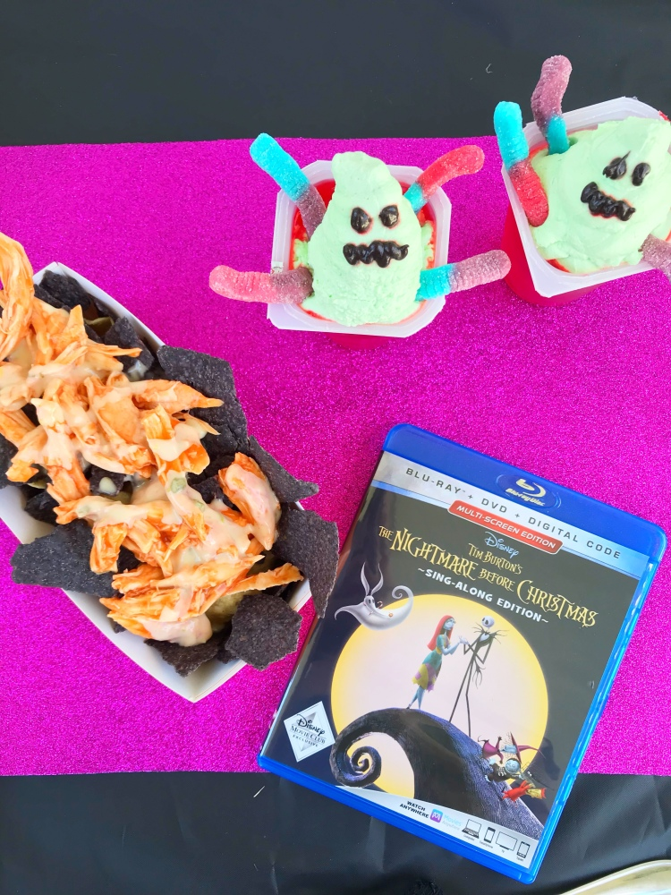 Nightmare Before Christmas Snacks
