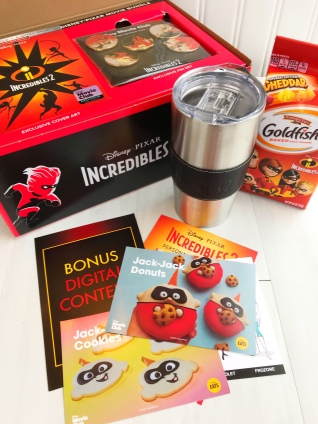 Incredibles 2 Movie Package - Disney Movie Club