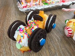 Candy Kart Decorating Contest - Wreck-It Ralph Movie Night