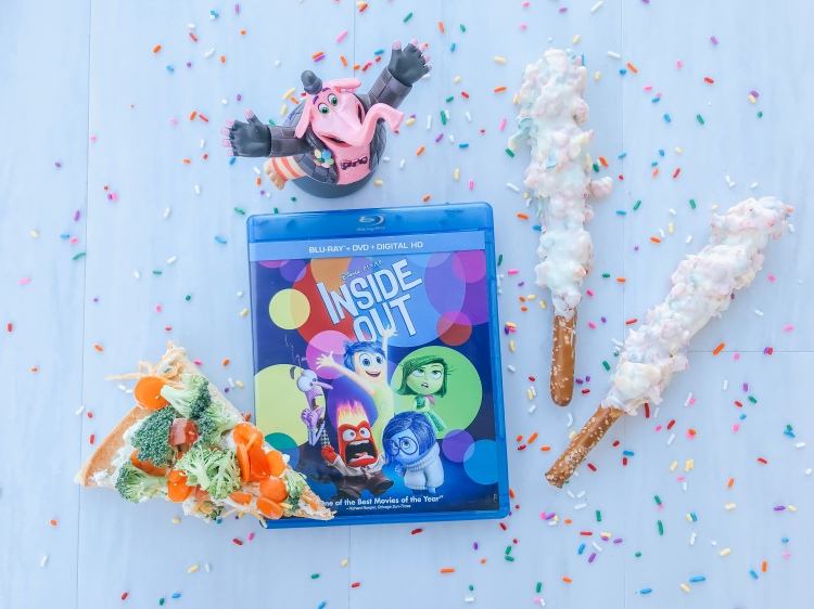 Inside Out Movie Night - A Magical Kingdom called Home