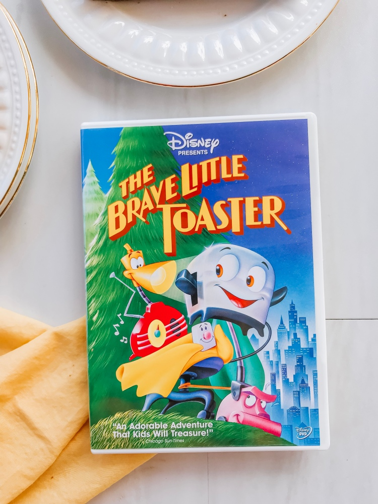 The Brave Little Toaster Movie Night - Disney Movie Night - A Magical Kingdom called Home