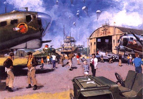 Victory Field - Disney's America