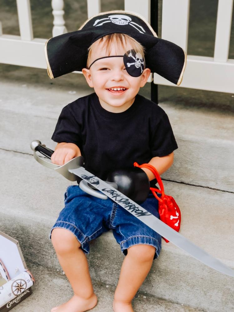 A Pirate's Adventure - A Magical Kingdom called Home